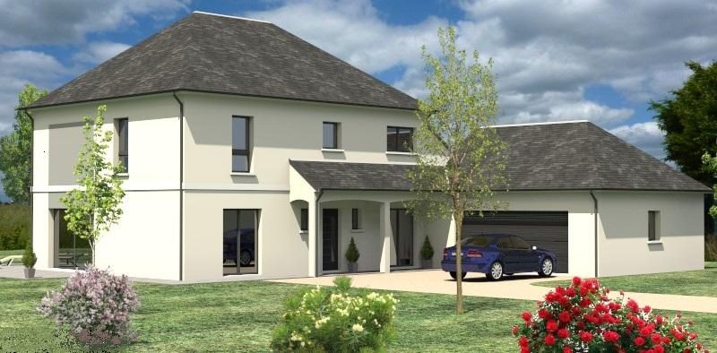 abital construction constructeur de maisons tours. Black Bedroom Furniture Sets. Home Design Ideas